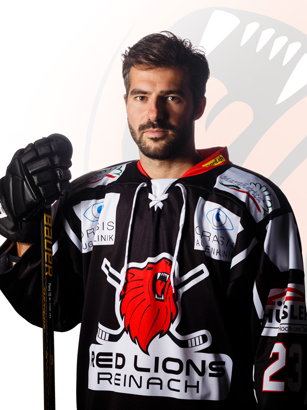 Red Lions Reinach, 2020/21, Pons