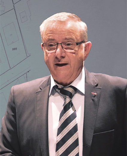 Red Lions Reinach, Botschafter Martin Heiz