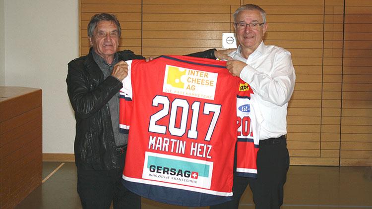 Red Lions Reinach, Albert Fässler, Martin Heiz