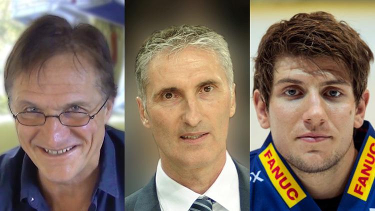 Red Lions Reinach, Arno Del Curto, Peter Zahner, Matthias Rossi