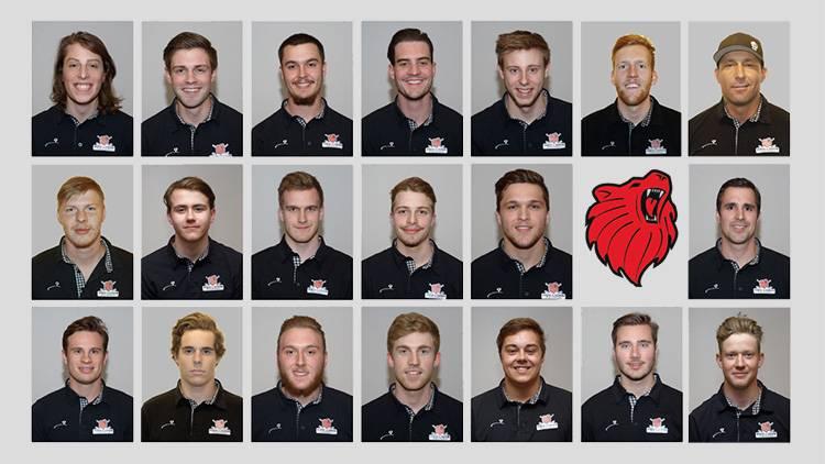 Red Lions Reinach, Team, Saisonstart 2018/19