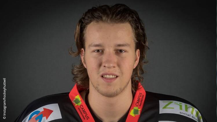 RLR, Luca Wüthrich, Foto: eishockeyhuttwil/Instagram