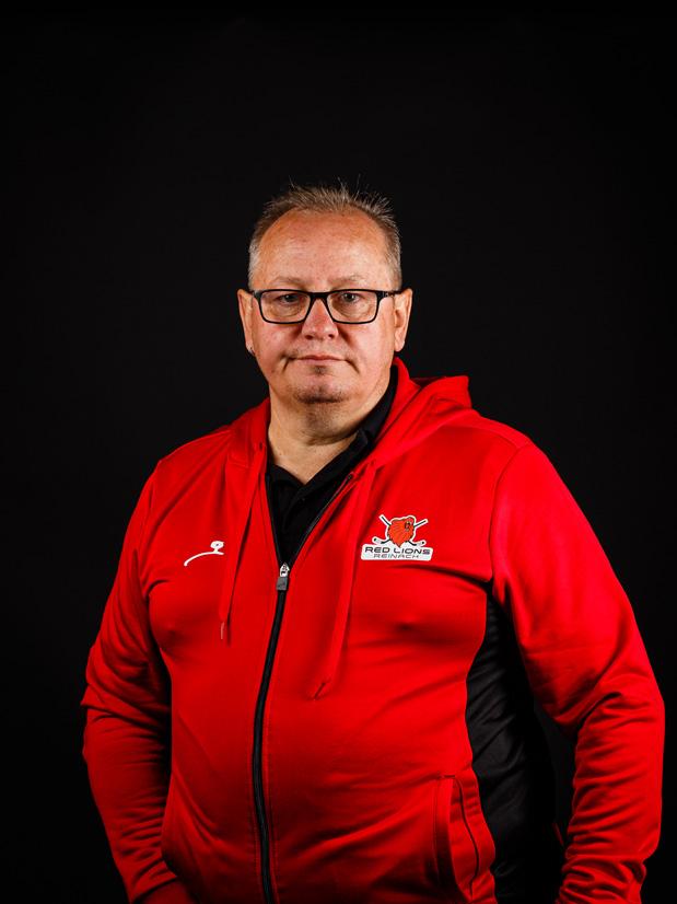 Red Lions Reinach, Teammanager, Roland Gegenschatz