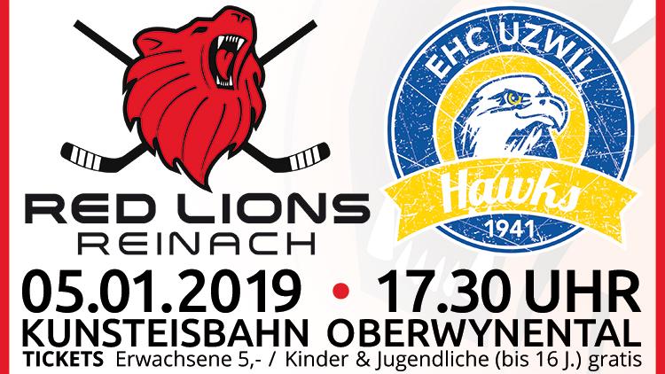 Red Lions Reinach, EHC Uzwil