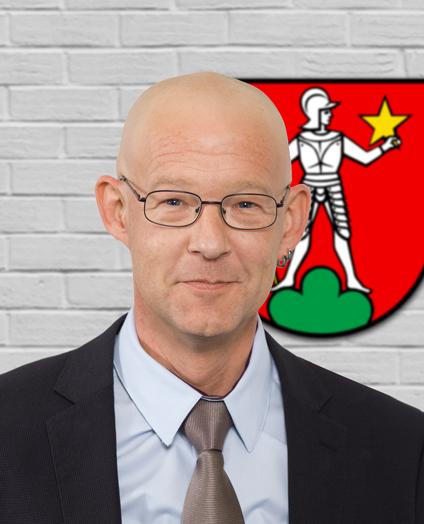 Red Lions Reinach, Erich Bruderer, Gemeindeammann, Menziken