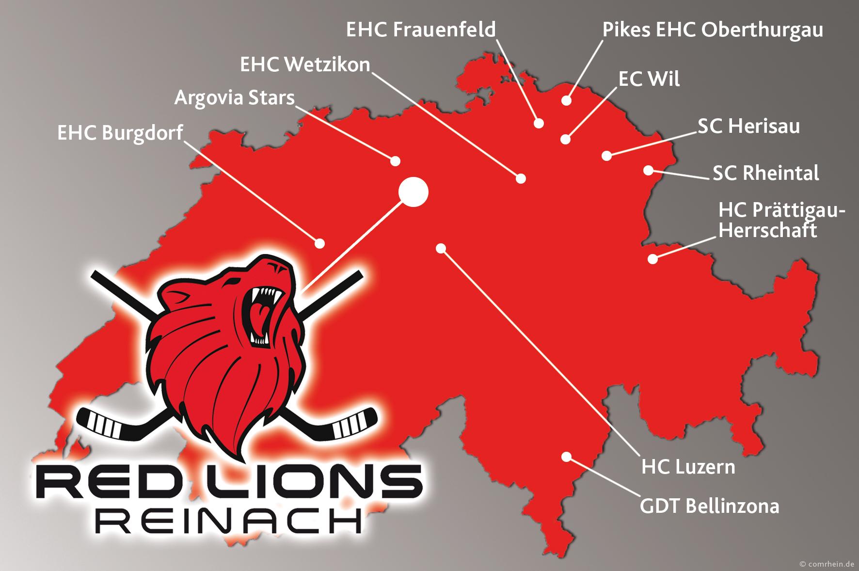 Red Lions Reinach, Saison 2019/20