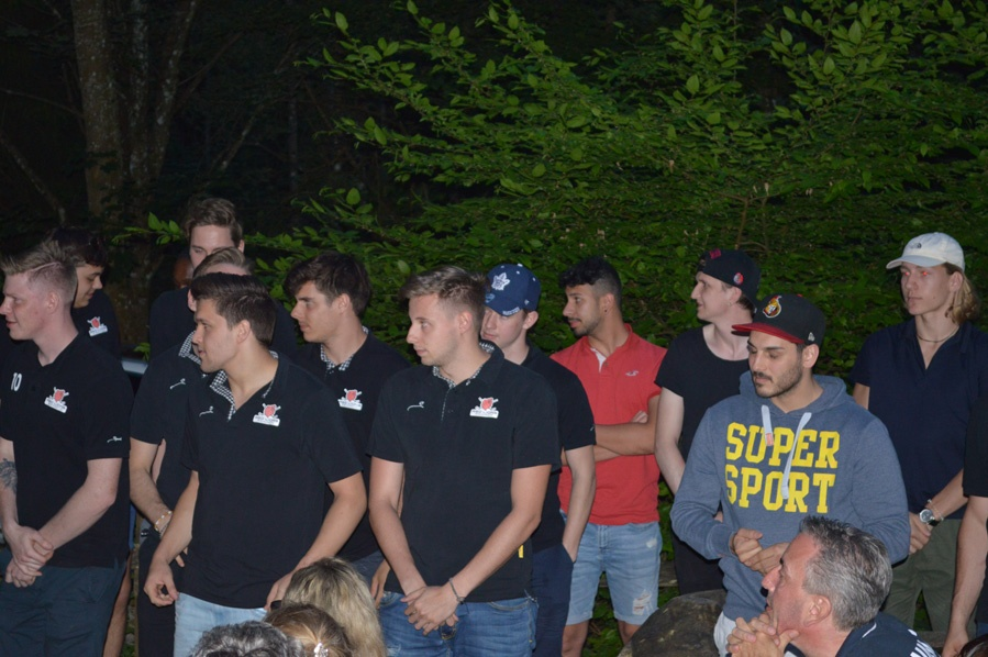 Red Lions Reinach, Grillplausch 2019