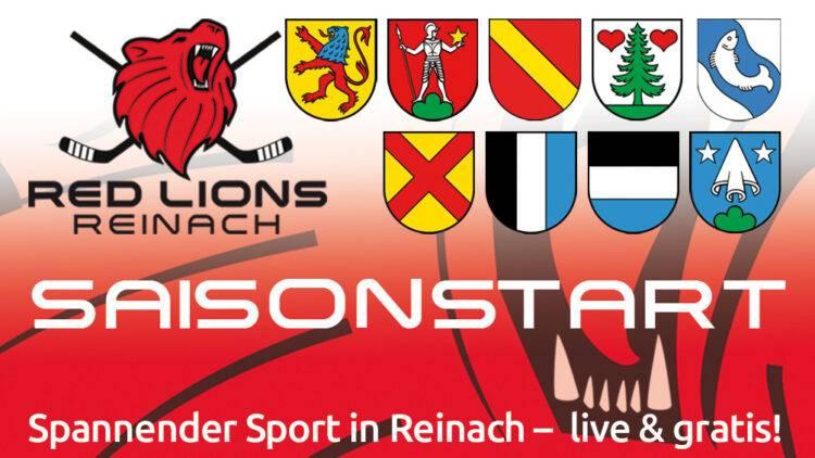 Red Lions Reinach – Saisonstart 2019/20