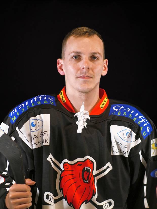 Red Lions Reinach, Daniel Müller