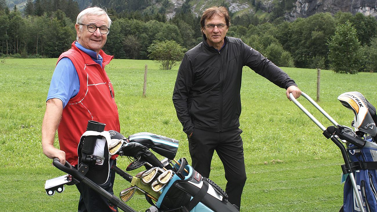 Red Lions Reinach: Martin Heiz, Arno Del Curto,