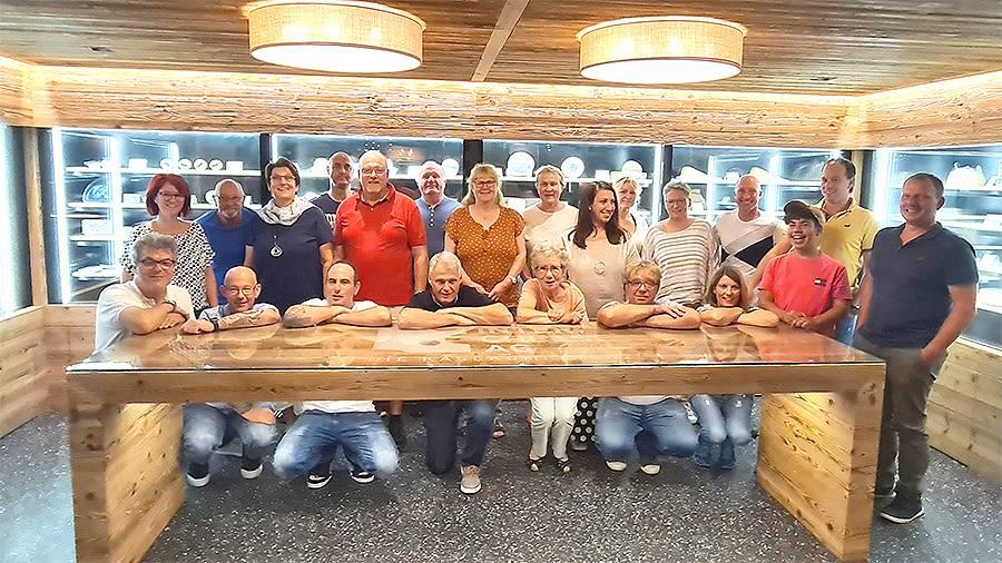 Red Lions Reinach, Saison 2020/21, Helferessen Intercheese