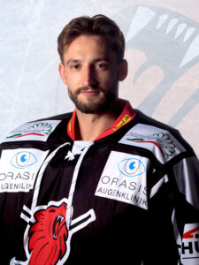 Red Lions Reinach, Kevin Huber