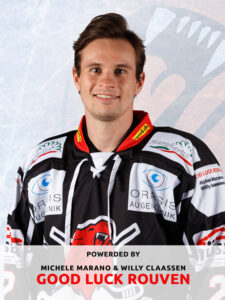 Red Lions Reinach, Rouven Renggli